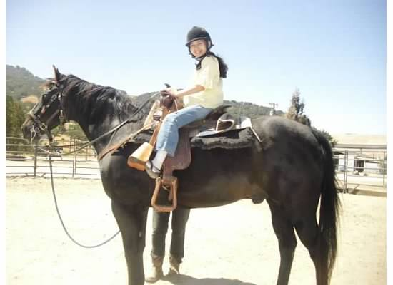 danielle and horse 2