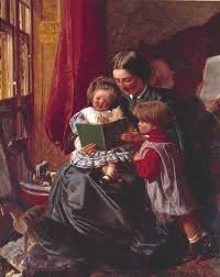 mother read